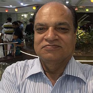 Prof Ashok Kumar Tanwani president elect